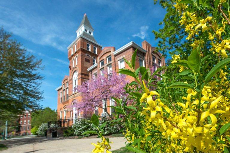 Two Awards Presented at Annual Faculty Meeting