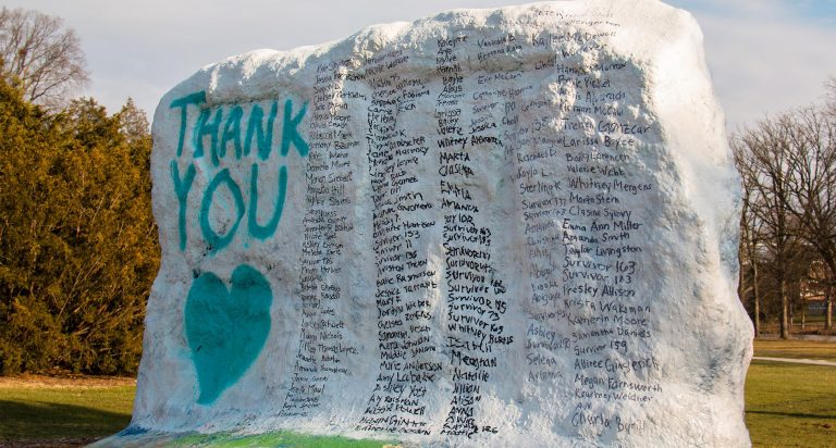 Dear MSU, Remember The Survivors