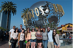 Spring Study Away in L.A. Packed with Opportunities